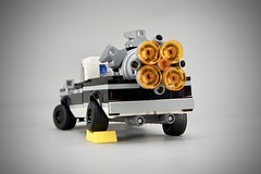 Benny's SpaceTruck... (Pasq67) Tags: lego minifigs minifig minifigure minifigures afol toy toys flickr legography pasq67 france 2019 benny lenny chevrolet c10 pickup 1970 chevroletc10 chevroletpickup classicspace classic space bennysspacetruck spacetruck truck