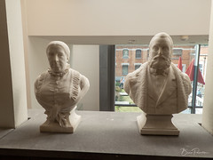 Bustes (bpmm) Tags: lapiscine roubaix art musée sculpture