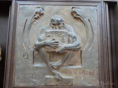 L'avarice (bpmm) Tags: lapiscine pierreroche roubaix art musée sculpture