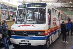 Stagecoach Ribble Alexander Sprint Mercedes-Benz 709D 567 G567 PRM (josh83680) Tags: g567prm g567 prm 567 mercedesbenz 709d mercedesbenz709d stagecoachribble stagecoach ribble