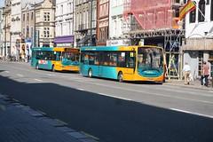 Cardiff Bus CE63NZN 257 (welshpete2007) Tags: cardiff bus adl enviro 200 ce63nzn 257