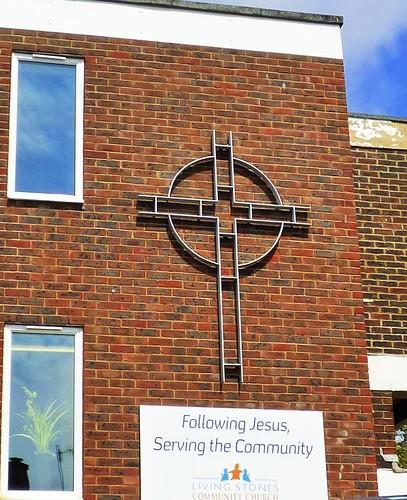 Living Stones Church. Eastbourne