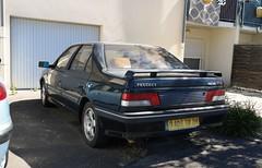Peugeot 405 mi16 (crash71100) Tags: peugeot 405