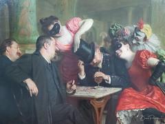 Carnaval à l'hôtel Ferraille (bpmm) Tags: lapiscine roubaix rémycogghe art musée peinture