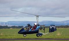 G-CFLO MT-03, Scone (wwshack) Tags: egpt gyro gyrocopter gyroplane mtosport psl perth perthkinross perthairport perthshire rotorsport scone sconeairport scotland autogyro gcflo