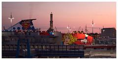 Porto di Genova (cenadavide10) Tags: porto di genova navi tramonto nikon d5300 vacanze