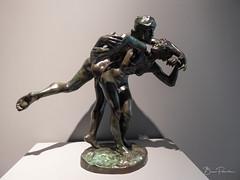 Le baiser (bpmm) Tags: josephmariethomaslambeaux lapiscine roubaix art musée sculpture