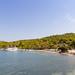 Zogeria Beach on Spetses, Greece