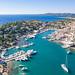 Alter Hafen Mpaltizas auf Spetses, Griechenland