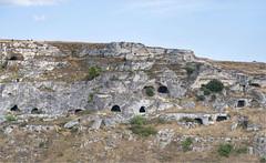 Höhlensiedlungen (Aeschbacher Hilde) Tags: italien matera apulien höhensiedlungen