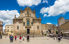discover Matera (werner boehm *) Tags: wernerboehm matera church apulia italy apulien