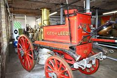 Horse Drawn Steam Fire Engine (jdathebowler Thanks for 4.5 Million + views.) Tags: steamfireengine horsedrawn cityofleed leeds westyorkshire firebrigade built1891 builtbyshandmasomco builtinlondon