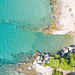 Cove in Hinitsa, Porto Heli, Greece