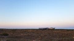 Un mare di terra (Mauro Bettarel) Tags: lampedusa landscape cielo sky colori colors terra tempo vita vacanze viaggio barche