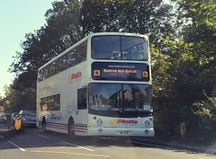 Huddersfield (Andrew Stopford) Tags: a6ess 00d70182 x986dpn volvo b7tl alexander alx400 stotts huddersfield dublinbus busathacliath cie