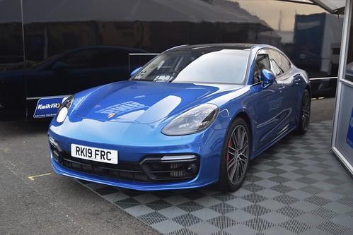 Porsche Panamera Turbo - 2019
