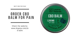 Order CBD Balm for Pain - Dr Ganja (drganja173) Tags: cbd balm for pain