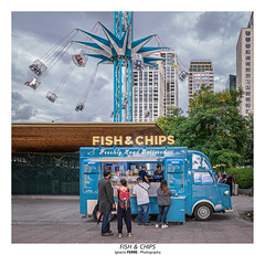 Fish & Chips (Ignacio Ferre) Tags: london londres greatbritain granbretaña england inglaterra reinounido unitedkingdom city ciudad lumix panasonic fishchips