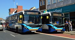 Spot the Difference (PD3.) Tags: 26146 261 65 26163 sn67 wvp sn67wvp wwh sn67wwh adl enviro 200 mmc north end bus buses hampshire hants england uk portsmouth stagecoach