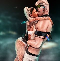 ◈№. 818 - love is more than just a game for two♥ (Alica Release) Tags: vanilla bae catwa maitreya doux c88 collabor88 event sl secondlife love loved by you couple cuddle sexy sweet together