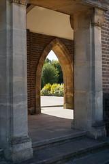 Guildford Cathedral-F9170318 (tony.rummery) Tags: arch cathedral em5mkii guildford mft microfourthirds omd olympus shadows surrey england unitedkingdom