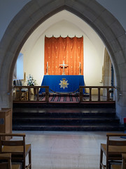 Guildford Cathedral-F9170325 (tony.rummery) Tags: altar building cathedral chapel christian church congregation em5mkii faith gathering guildford interior mft microfourthirds omd olympus religious worship england unitedkingdom