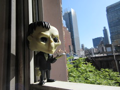 Lurch the Butler Addams Family with Thing Hand Funko Pop 1749 (Brechtbug) Tags: lurch butler addams family with thing hand funko pop figure halloween big head figures vinyl tv series from 1965 1960s charles chas cartoon cartoonist eccentric island lost souls holiday evil mad scientist creature vamp man monsters toy toys bobble heads 2019