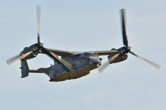 CV-22 Osprey at Sanicole 2019 (Spaak) Tags: bell boeing v22 osprey cv22 tiltrotor vstol usaf unitedstatesairforce vliegtuig airplane aircraft airshow sanicole 2019 isa2019
