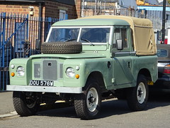 1980 Land Rover 88 Pickup (Neil's classics) Tags: 1980 land rover 88 pickup landrover offroad wagon
