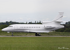 Xclusive Jet Charter Ltd. Falcon 900 G-FLCN (birrlad) Tags: luton ltn airport london uk aircraft aviation airplane airplanes bizjet private passenger jet gflcn dassault falcon 900 xclusive charter ltd