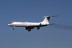 LZ-TUT_200203_BRU_M (Black Labrador13) Tags: lztut tupolev tu134 tu134b3 hemus air bru ebbr avion plane aircraft vliegtuig airliners civil