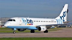 G-FBJJ (AnDyMHoLdEn) Tags: flybe embraer egcc airport manchester manchesterairport 23l