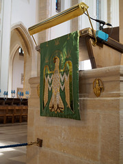 Guildford Cathedral-F9170331 (tony.rummery) Tags: building cathedral christian church congregation em5mkii faith gathering guildford interior mft microfourthirds omd olympus pulpit religious worship england unitedkingdom