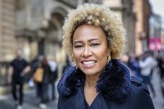 Emeli Sandé [Explore 20/9/19] (Leanne Boulton) Tags: emelisandé emelisande emelisandésstreetsymphony streetsymphony portrait bbc