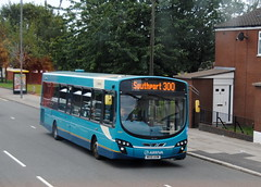 Arriva North West 3084 (Hesterjenna Photography) Tags: arrivanorthwest arriva southport liverpool maghull netherton bus psv coach mx61avm pulsar wright wrightbus wrightcoachbuilders vdl