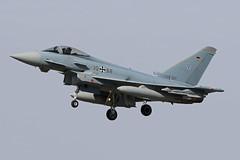 3088 (QSY on-route) Tags: 3088 german air force eurofighter typhoon cobra warrior 2019 raf waddington wtn egxw 18092019