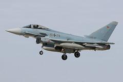 3079 (QSY on-route) Tags: 3079 german air force eurofighter typhoon cobra warrior 2019 raf waddington wtn egxw 18092019