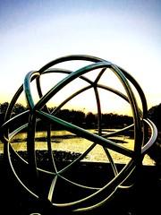 Photo of Cambourne sculpture