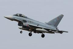 3050 (QSY on-route) Tags: 3050 german air force eurofighter typhoon cobra warrior 2019 raf waddington wtn egxw 18092019