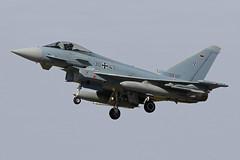 3047 (QSY on-route) Tags: 3047 german air force eurofighter typhoon cobra warrior 2019 raf waddington wtn egxw 18092019
