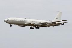 264 (QSY on-route) Tags: 264 boeing b707 b7073j6c israeli air force cobra warrior 2019 raf waddington wtn egxw 18092019