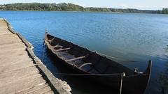 Wikingerboot (Nachbau) (1elf12) Tags: boot boat wikinger germany deutschland welterbe unesco haithabu museum