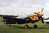 1943 CURTISS P-40N WARHAWK G-KITT - Flying Legends 1998 - Duxford