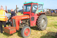 Massey Ferguson 35 Tractor (SR Photos Torksey) Tags: vehicle transport machinery massey ferguson 35 tractor vintage classic