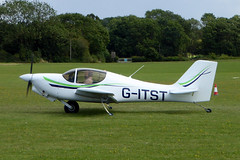 G-ITST Europa cn PFA 247-12821 Sywell 01Sep19 (kerrydavidtaylor) Tags: orm egbk sywellaerodrome northamptonshire