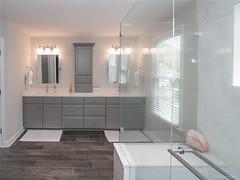 MasterBathSame (rdmsf) Tags: rdmsf 8939 huntersville nc northcarolina home remodel