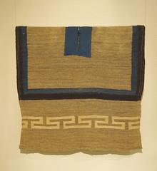 Mexico Serape Poncho Oaxaca Chocholteco (Teyacapan) Tags: textiles mexican oaxaca chocholteco tepelmeme gaban serape poncho weaving