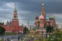 Moscow Kremlin (gubanov77) Tags: city cityscape street streetscape moscow russia architecture building moscowphotography redsquare moscowkremlin kremlin saintbasilscathedral church temple