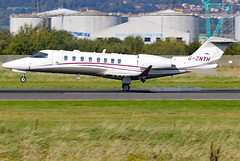G-ZNTH (GH@BHD) Tags: gznth learjet learjet75 zenithaviation bhd egac belfastcityairport aircraft aviation airliner executive corporate bizjet vip