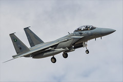 Boeing F-15SA Advanced Eagle - 19 (NickJ 1972) Tags: redflag nellis air force base afb airbase boeing mcdonnelldouglas f15 eagle advanced saudi 0629